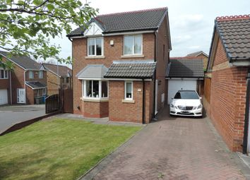 Thumbnail 3 bed detached house for sale in Buttercup Drive, Moorside, Oldham