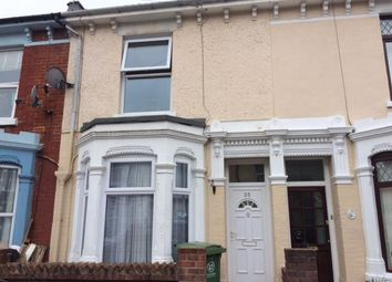 Thumbnail 3 bedroom property to rent in Tennyson Road, Portsmouth
