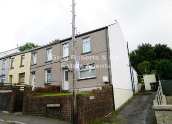 Thumbnail 2 bed end terrace house for sale in Pages Houses, Blaina, Blaenau Gwent.