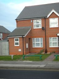 Thumbnail 2 bed end terrace house to rent in Cromwell Road, Grimsby