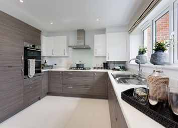 """Thumbnail 4 bed detached house for sale in """"The Canterbury"""" at Drake Street, Welland, Malvern"""