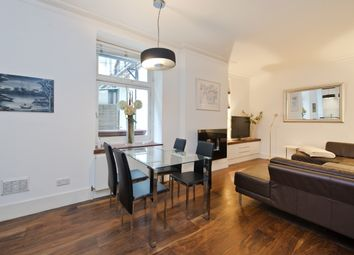 Thumbnail 3 bed flat to rent in Iverna Court, Kensington, London