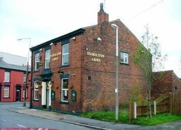 Thumbnail Restaurant/cafe for sale in Hamilton Arms, 1 Hollin Street, Blackburn, Lancashire