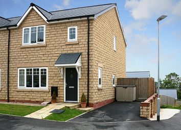 Thumbnail 3 bed semi-detached house for sale in Meadow View, Read, Burnley