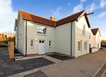 Thumbnail 4 bed detached house for sale in High Street, Burwell, Cambridge