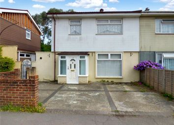 Thumbnail 3 bed semi-detached house for sale in Elgar Road, Southampton, Hampshire