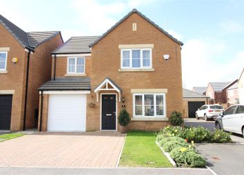 Thumbnail 4 bedroom detached house for sale in Poplar Place, Whinmoor, Leeds