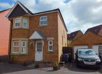 Thumbnail 3 bed detached house to rent in Oxford Gardens, Hilperton, Trowbridge