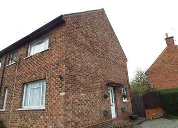 Thumbnail 3 bed end terrace house for sale in Heol Pedr, Gwersyllt, Wrexham, Wrecsam