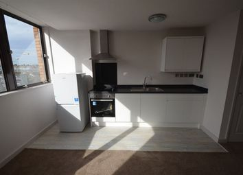 Thumbnail 1 bed flat to rent in New Priestgate House, Priestgate, Peterborough