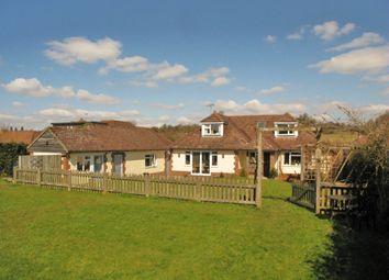 Thumbnail 4 bed detached house for sale in Westside, Tillington, Petworth