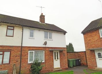 Thumbnail 2 bed semi-detached house for sale in Caldecott Crescent, Whitchurch, Shropshire