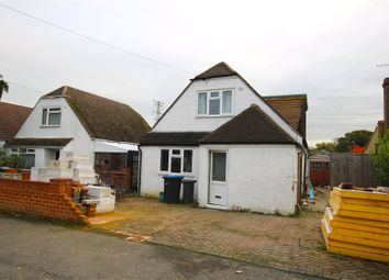Thumbnail 4 bed detached bungalow for sale in New Haw, Addlestone, Surrey