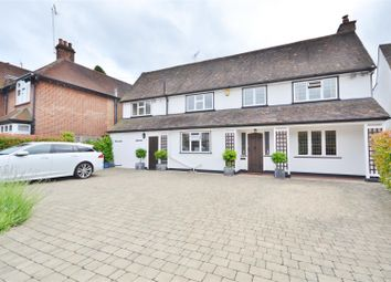 Thumbnail 5 bedroom detached house for sale in Woodlands Road, Bushey