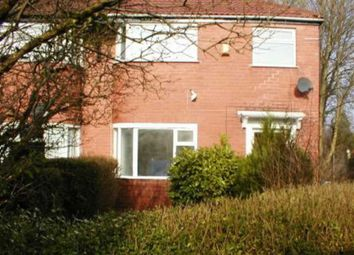 Thumbnail 3 bed semi-detached house to rent in Maywood Avenue, East Didsbury, Manchester