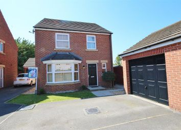 Thumbnail 4 bed detached house for sale in St. Marys Walk, Hambleton, Selby