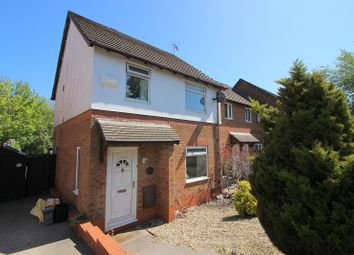 Thumbnail 3 bed end terrace house for sale in St. Michaels Way, Brackla, Bridgend.