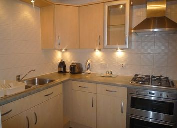 Thumbnail 2 bed flat to rent in Meadow View, Chertsey