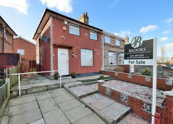 Thumbnail 2 bed semi-detached house for sale in Longview Drive, Huyton, Liverpool
