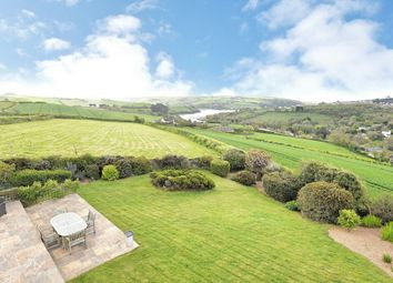 Thumbnail 4 bed detached house for sale in Higher Batson, Salcombe