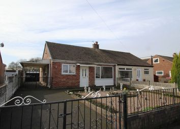 Thumbnail 1 bed bungalow for sale in Old Hall Drive, Bamber Bridge, Preston