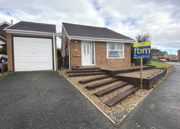 Thumbnail 2 bed bungalow to rent in Keats Grove, Priory Park, Haverfordwest