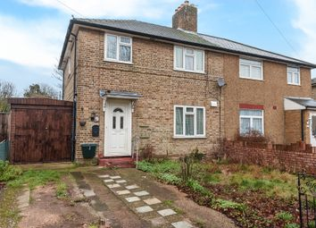 Thumbnail 3 bed semi-detached house for sale in Yew Avenue, West Drayton