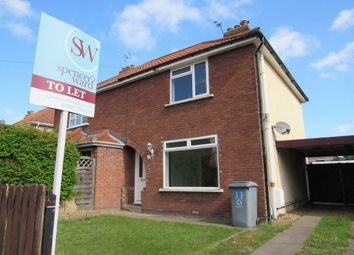 Thumbnail 3 bed property to rent in Rushmore Close, Sprowston, Norwich