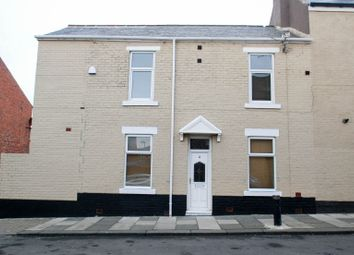 2 bed terraced house for sale in Bewick Street, South Shields NE33