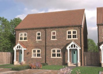 Thumbnail 3 bed semi-detached house for sale in Burton Fields, New Road, Brandesburton