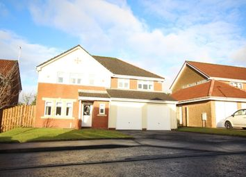 Thumbnail 5 bedroom detached house to rent in Ratho Drive, Cumbernauld, Glasgow
