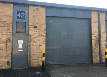 Thumbnail Light industrial to let in Fairways Business Centre, Unit 42, Lammas Road, Leyton, London