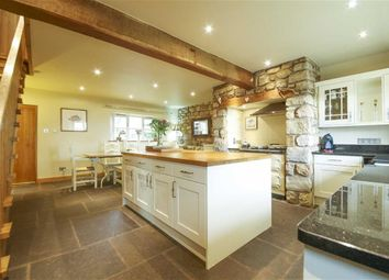 Thumbnail 4 bed barn conversion for sale in Back Lane, Newton In Bowland, Clitheroe
