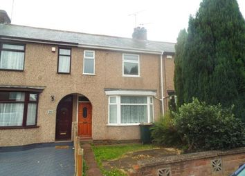 2 bed terraced house for sale in Yelverton Road, Radford, Coventry CV6