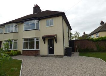 Thumbnail 3 bed semi-detached house for sale in Boundary Drive, Crosby, Liverpool, Merseyside
