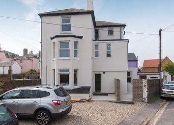 Thumbnail 2 bedroom flat for sale in Grove Road, Walmer, Deal