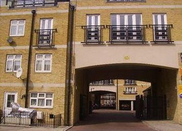 Thumbnail 2 bed flat to rent in Locksons Close, Broomfield Street, Canary Wharf, London