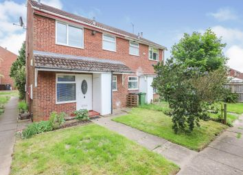Thumbnail 1 bed terraced house for sale in Marholm Close, Pendeford, Wolverhampton