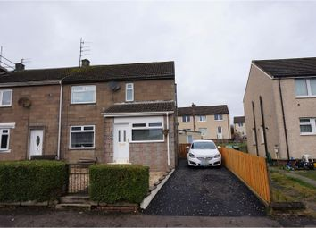 Thumbnail 3 bed end terrace house for sale in Meanlour Drive, Muirkirk