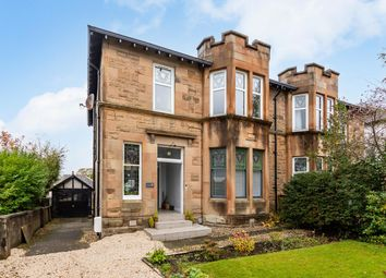 Thumbnail 4 bed flat for sale in Eastwood Avenue, Giffnock, Glasgow