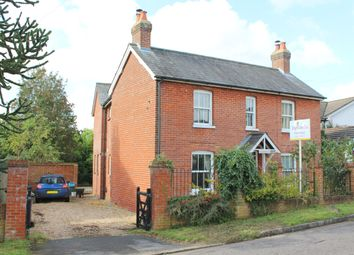 Thumbnail 5 bed detached house for sale in New Farm Road, Alresford