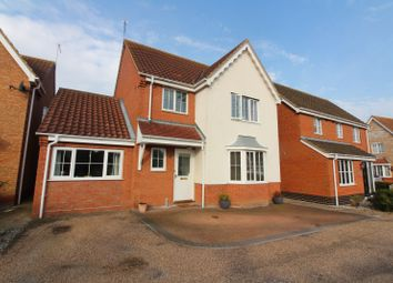 Thumbnail 4 bed detached house for sale in Orde Way, Hopton