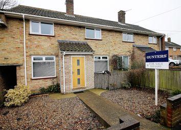 Thumbnail 3 bed terraced house for sale in Heartsease Lane, Norwich