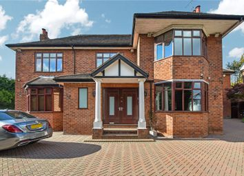 Castle Hill Road, Prestwich M25. 4 bed detached house for sale