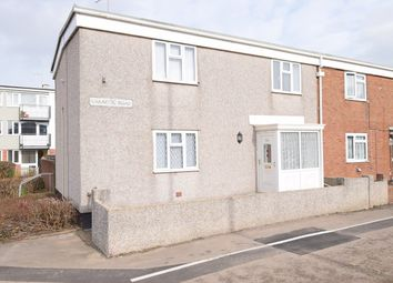 Thumbnail 4 bedroom end terrace house for sale in Caradoc Road, Northville, Cwmbran