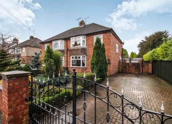 Thumbnail 3 bed semi-detached house for sale in St. Johns Road, Driffield