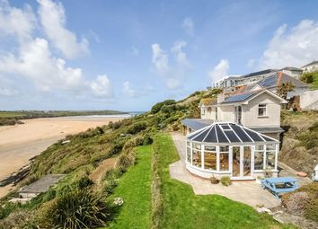 Thumbnail 5 bedroom property for sale in Riverside Crescent, Pentire, Newquay, Cornwall