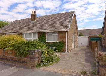 Thumbnail 2 bed semi-detached bungalow for sale in Elmwood Drive, Thornton-Cleveleys