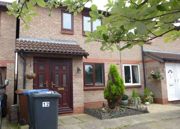 Thumbnail 2 bedroom end terrace house for sale in Keats Close, Earl Shilton, Leicester
