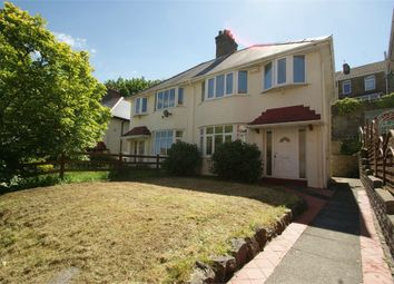 Thumbnail 3 bed semi-detached house to rent in Mount Pleasant, Swansea